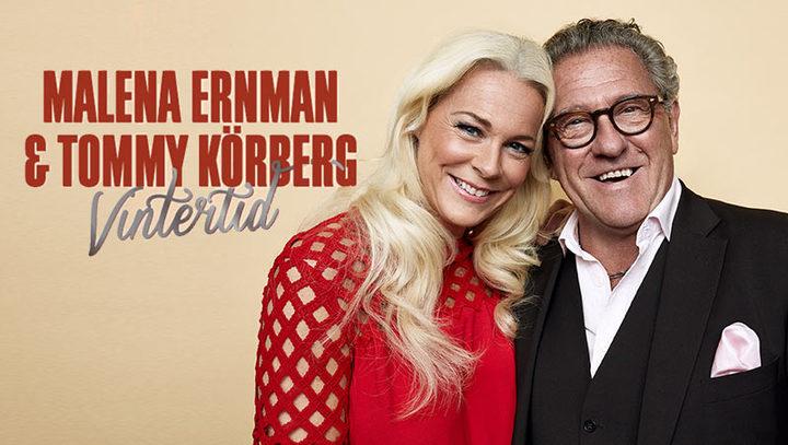 Tommy Körberg @ PREMIÄR - Malena Ernman & Tommy Körberg – Vintertid - Gothenburg, Sweden