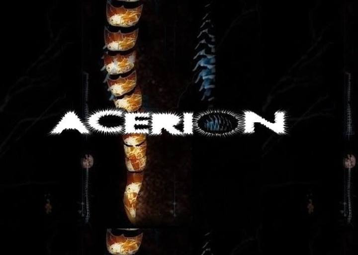 ACERION [Band Page] Tour Dates