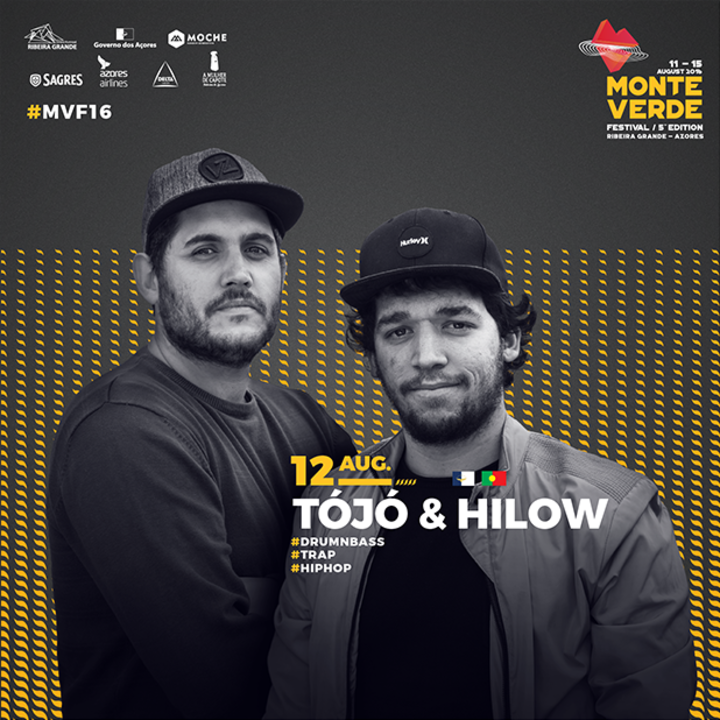 DJ André Borges & Hilow Tour Dates