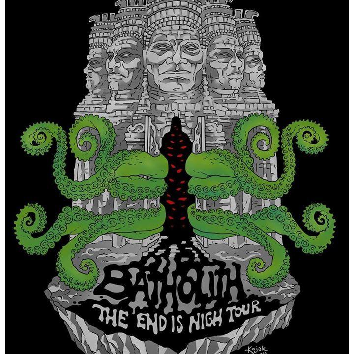 Batholith Tour Dates