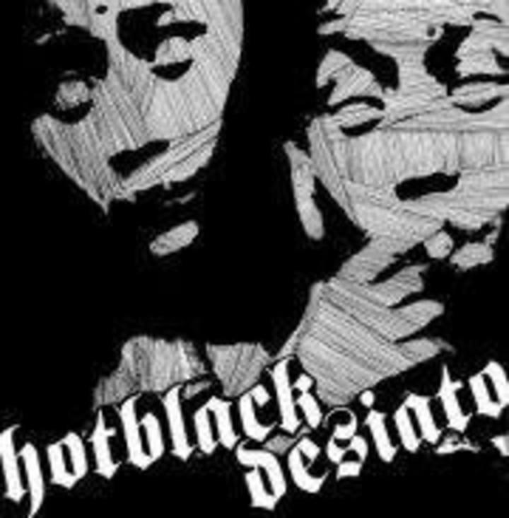 Hotblack Desiato Tour Dates