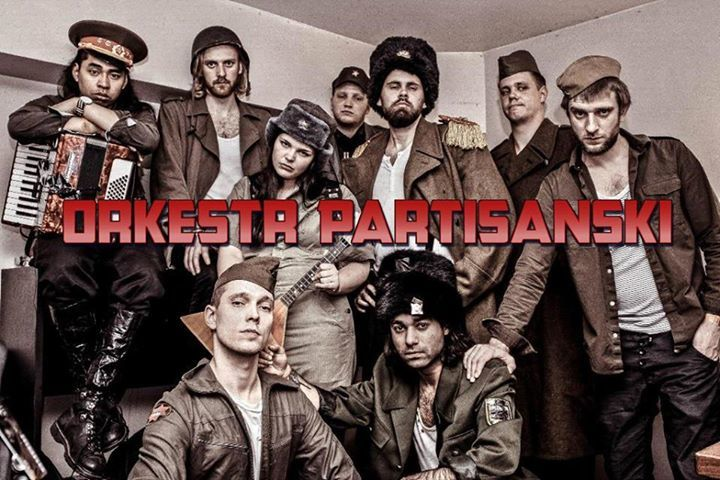 Orkestr Partisanski Tour Dates