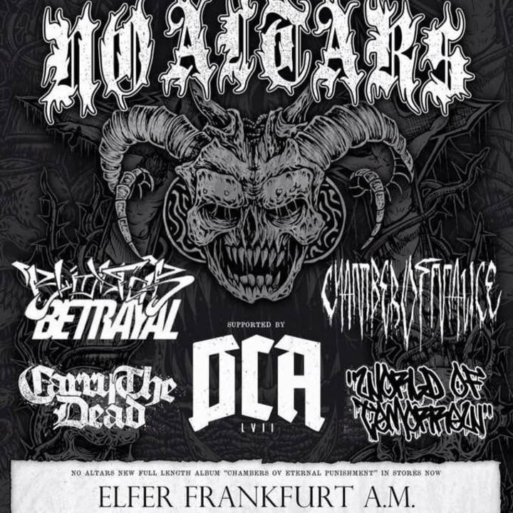 Carry the Dead @ Schlachthof - Wiesbaden, Germany