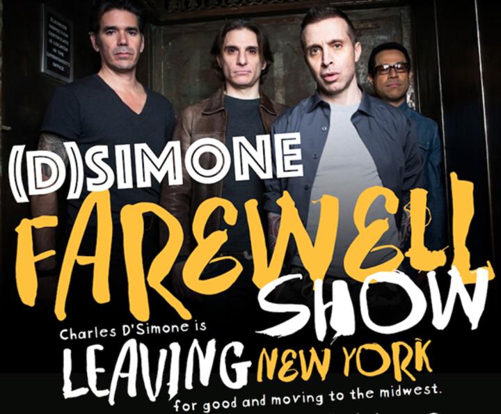 DSimone Tour Dates