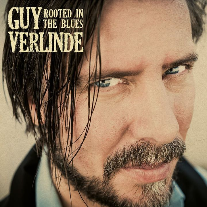 Guy Verlinde @ Le collège St-Paul (Blues in Schools) - Godinne, Belgium