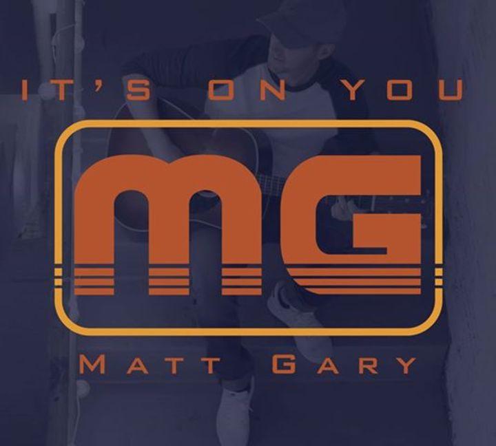 Matt Gary Tour Dates