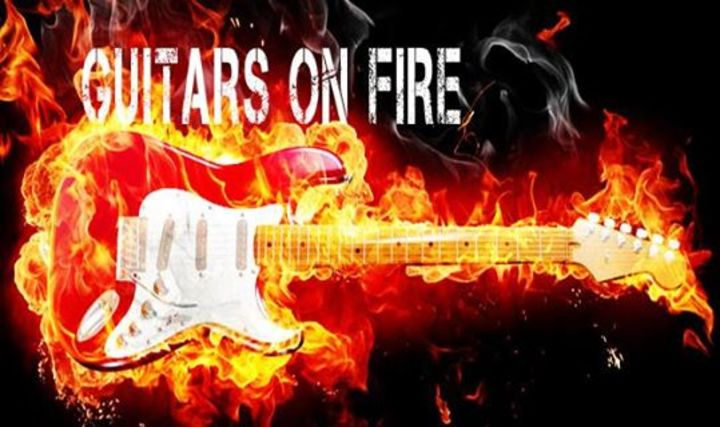 Guitars on Fire Tour Dates