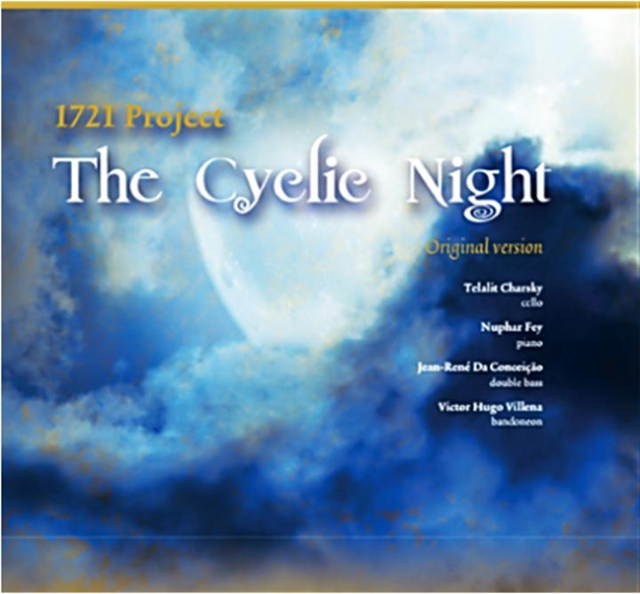 1721 Project Tour Dates