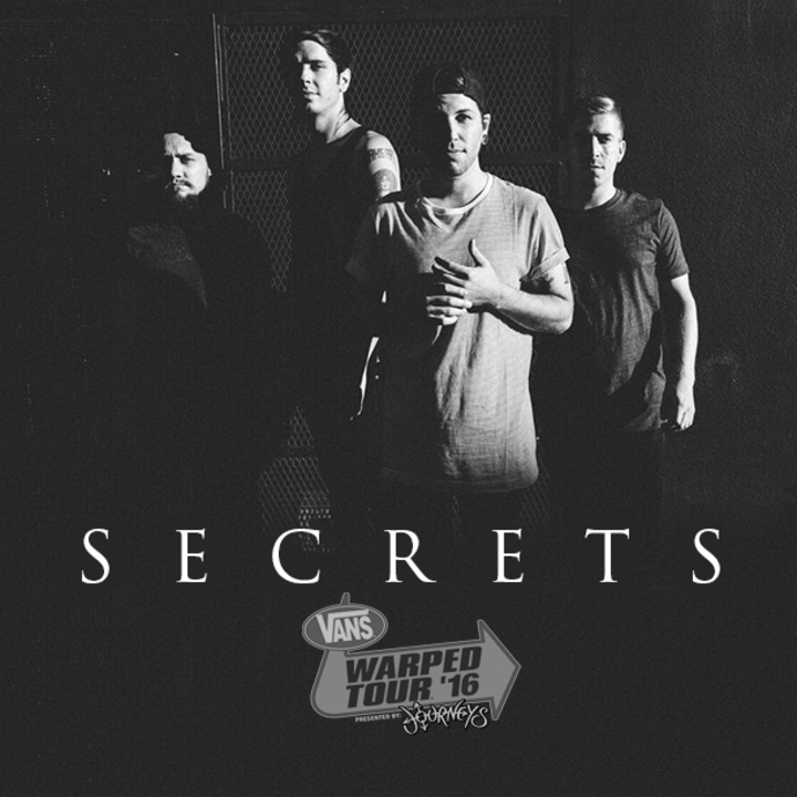 SECRETS Tour Dates