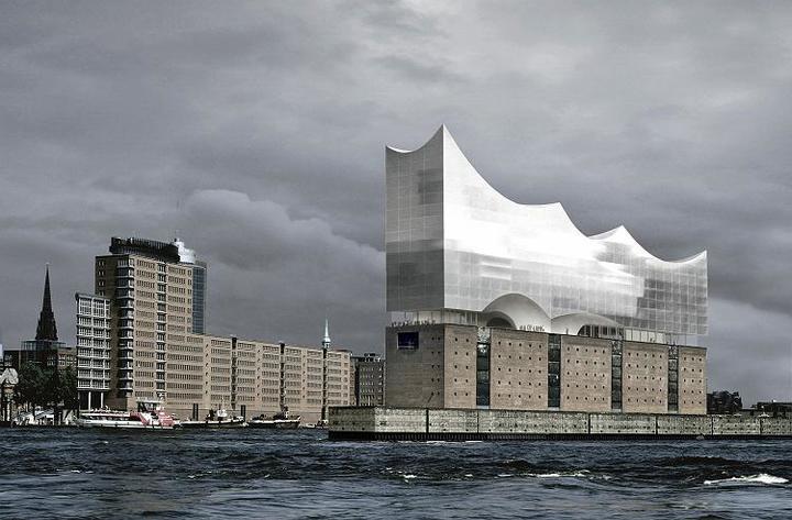 the Gloaming @ Elbphilharmonie - Hamburg, Germany