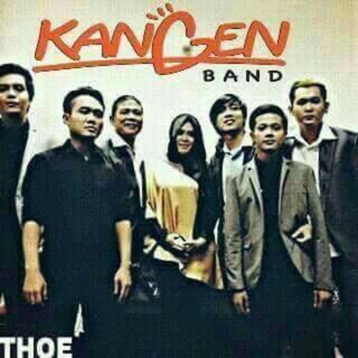 Kangen Band Tour Dates
