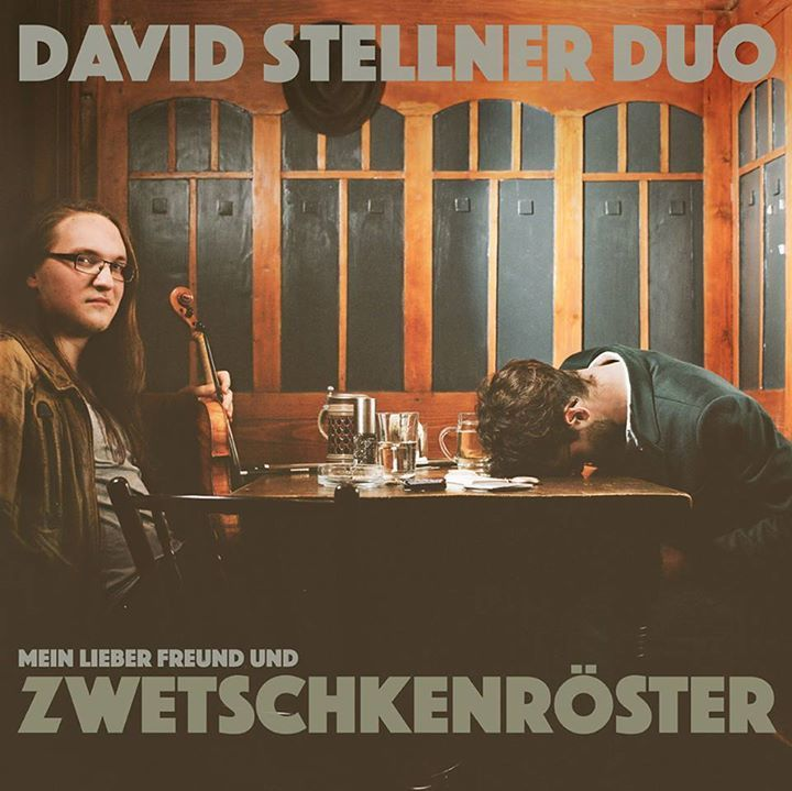 David Stellner @ Kultur Stadl - Worleschwang, Germany