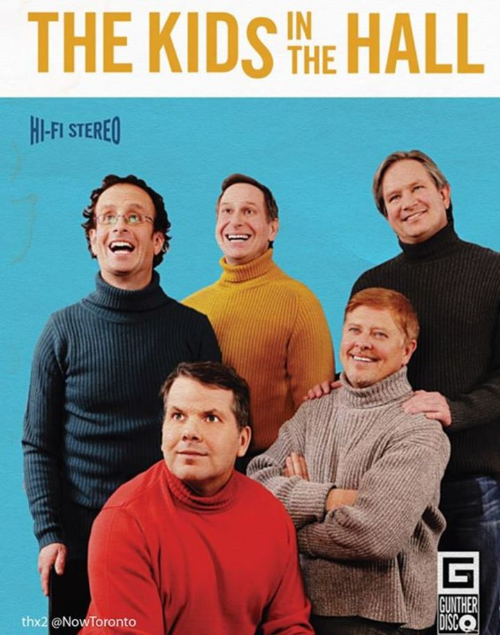 Kids In The Hall Tour Dates