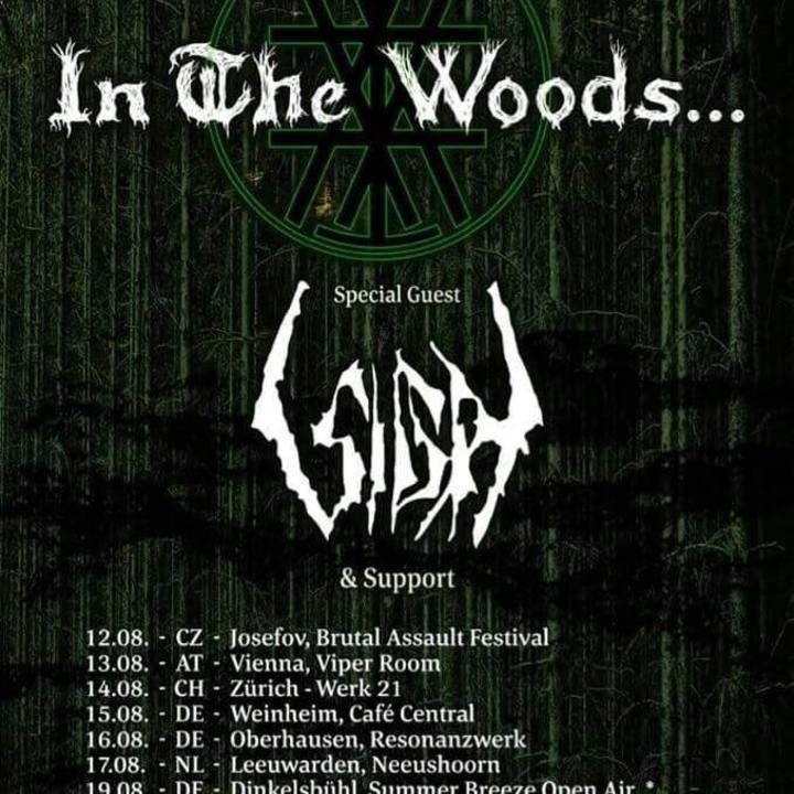 Sigh Tour Dates