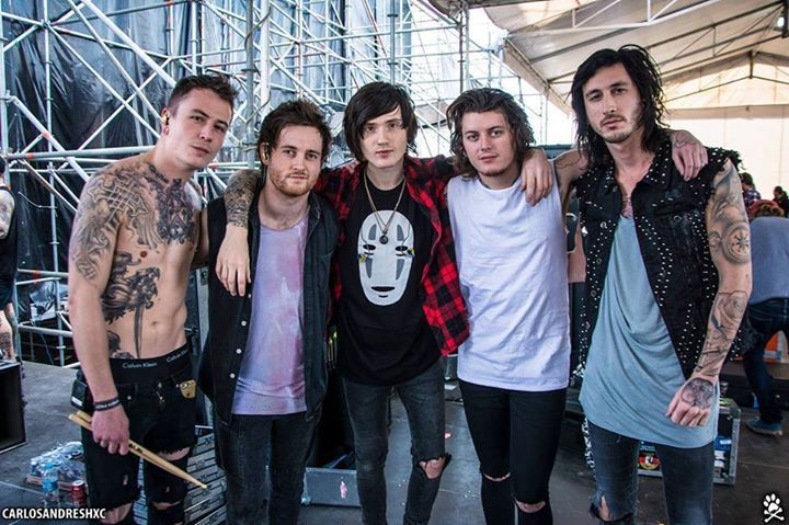 Asking Alexandria Death Glory Rock N Roll Tour Dates
