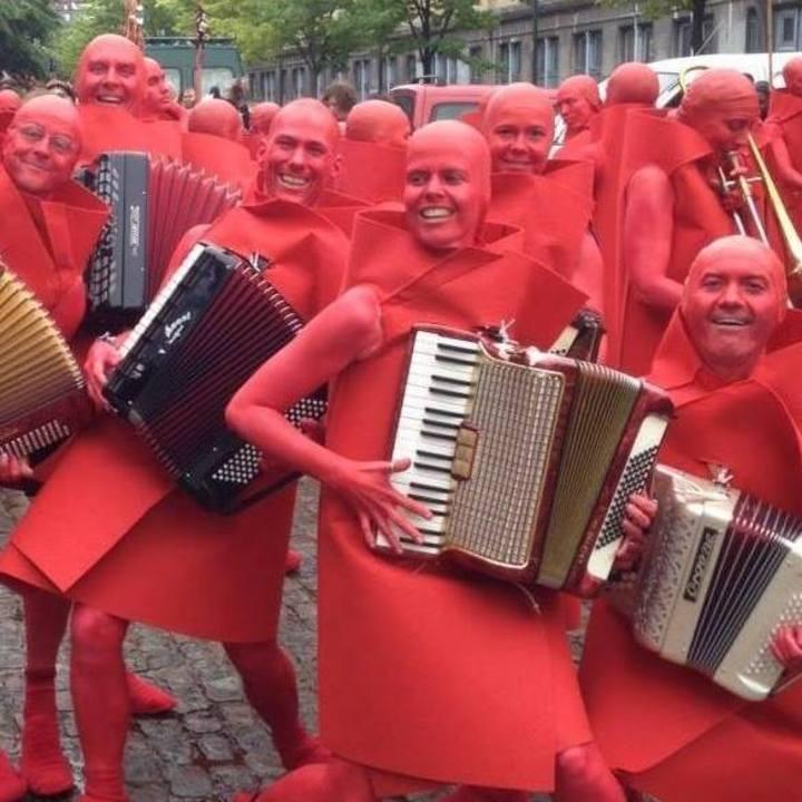 La Nouvelle Harmonie Bruxelloise d'Accordeons Tour Dates