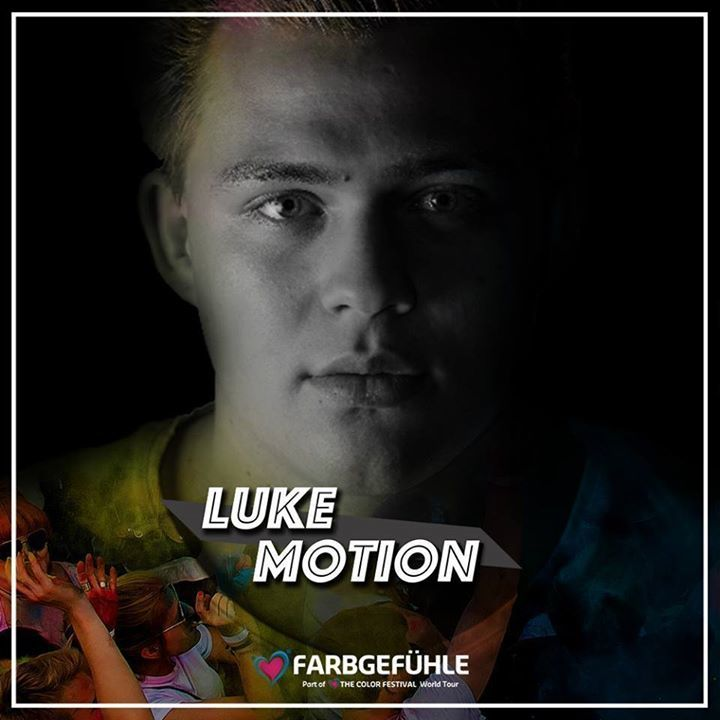 Luke Motion Tour Dates