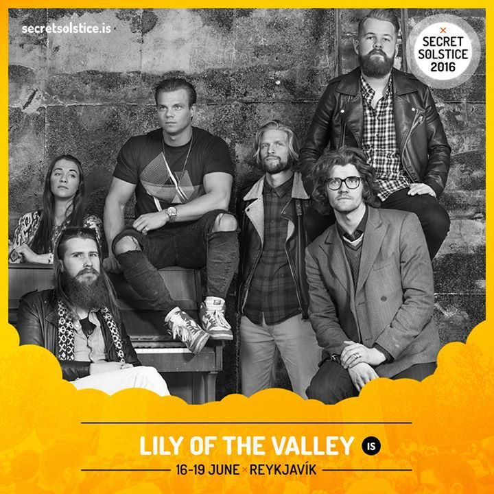 LOTV - Lily Of The Valley Tour Dates