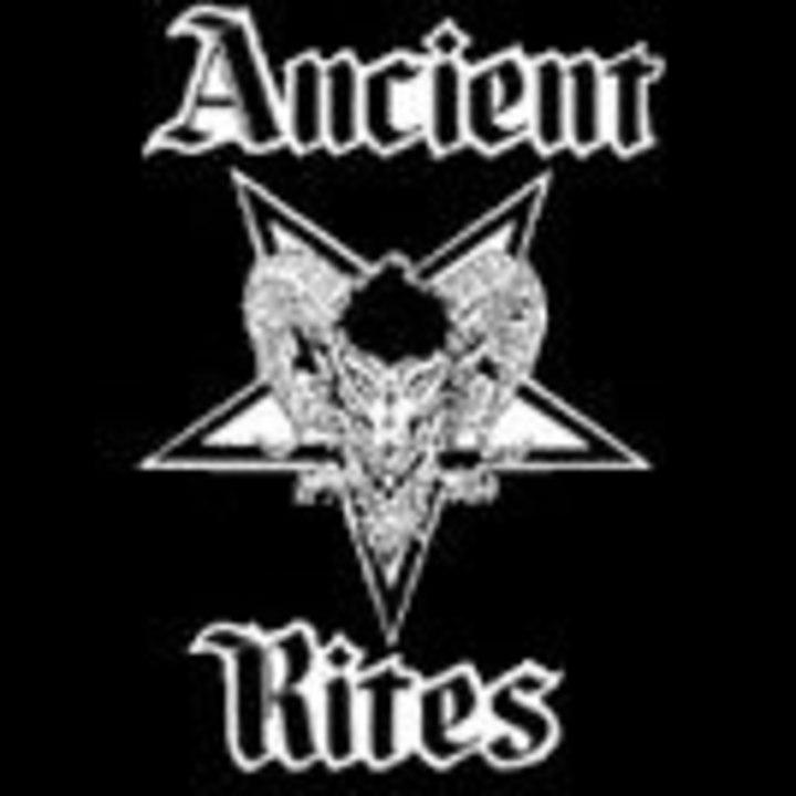 Ancient Rites Tour Dates