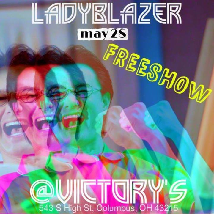 Ladyblazer Tour Dates