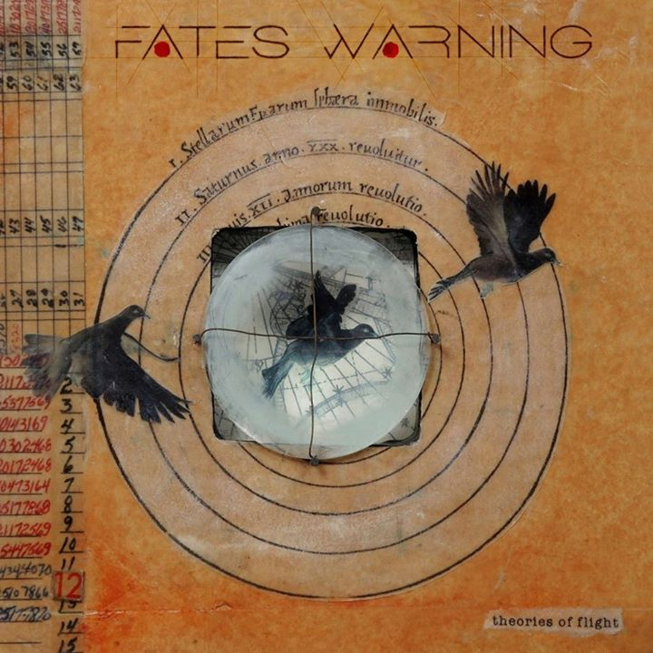 Fates Warning @ Universum - Stuttgart, Germany
