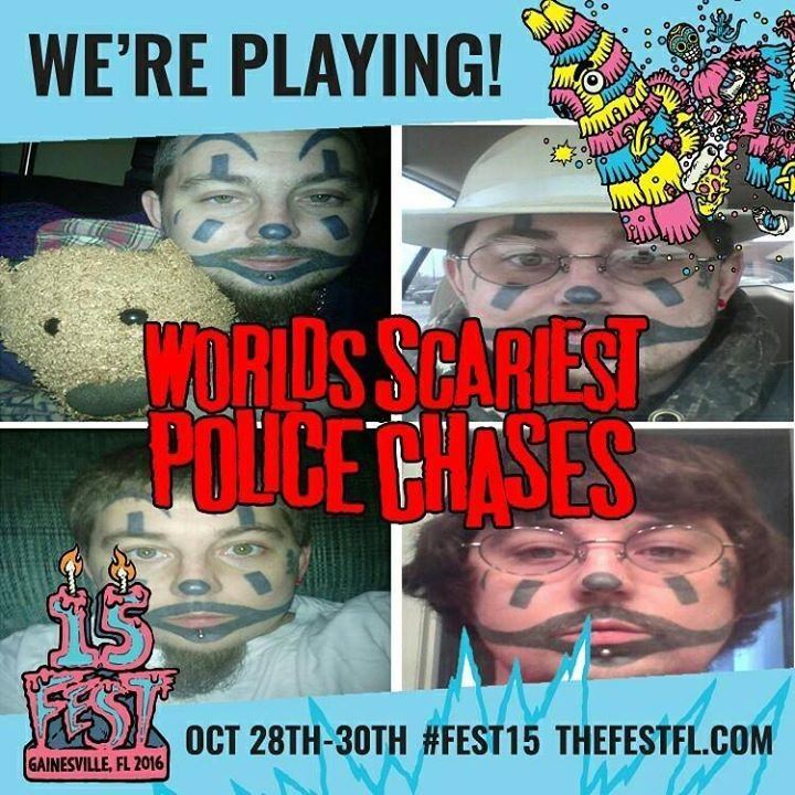 Worlds Scariest Police Chases Tour Dates