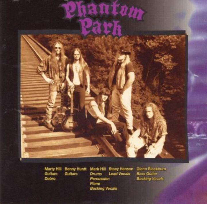 Phantom Park Tour Dates