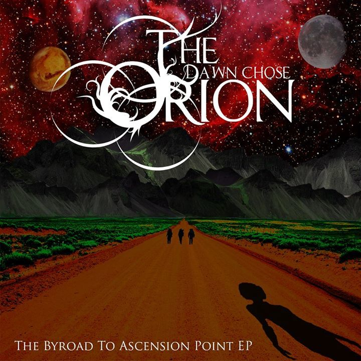 The Dawn Chose Orion Tour Dates
