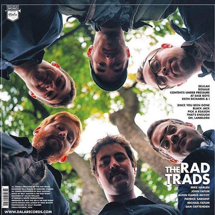 The Rad Trads @ Mercury Lounge - New York, NY