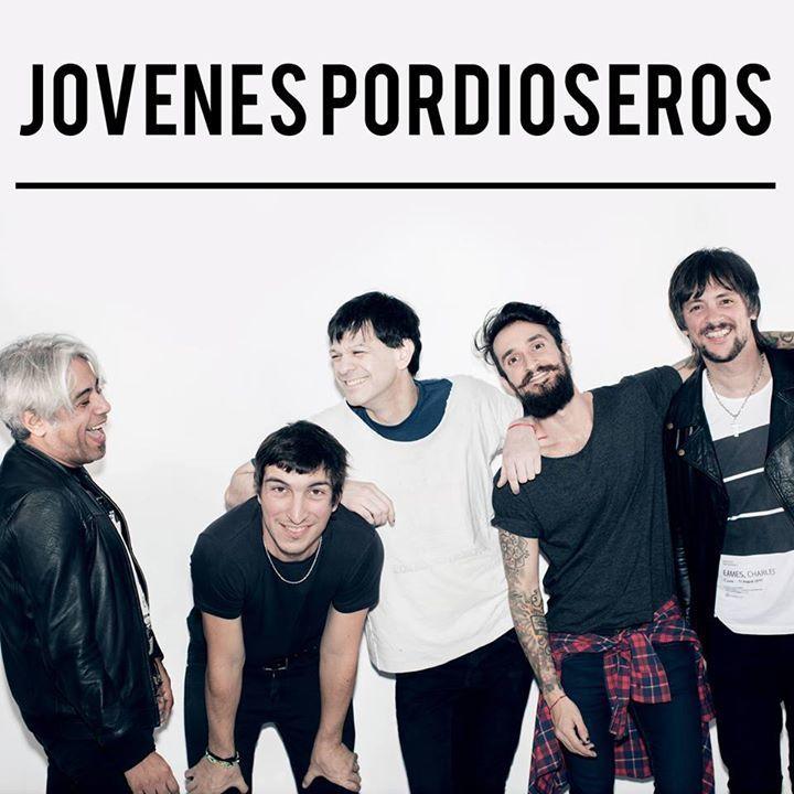 Jovenes Pordioseros Tour Dates