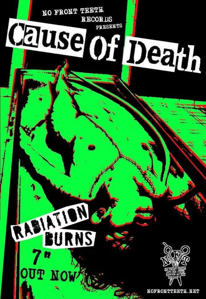 Cause Of Death CA Punk Tour Dates