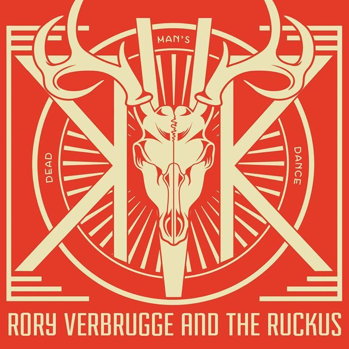 Rory Verbrugge & The Ruckus Tour Dates