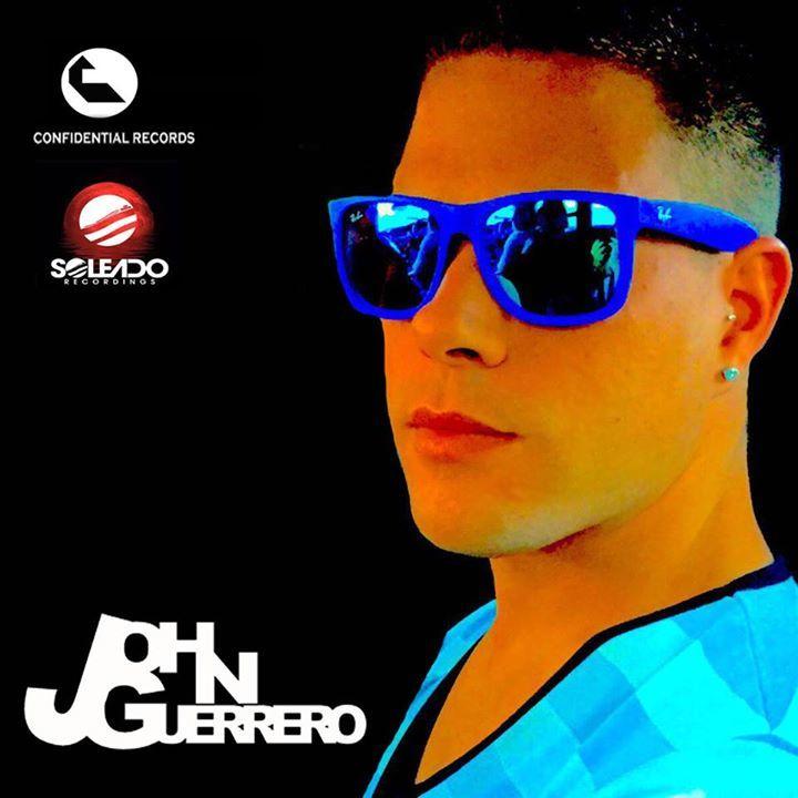 John Guerrero Tour Dates