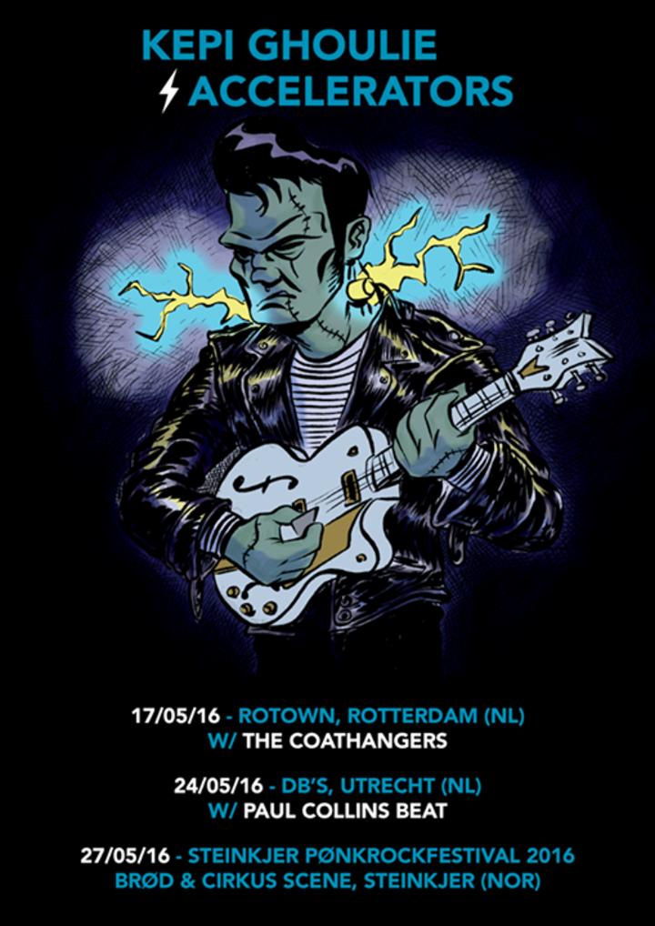 Accelerators Tour Dates