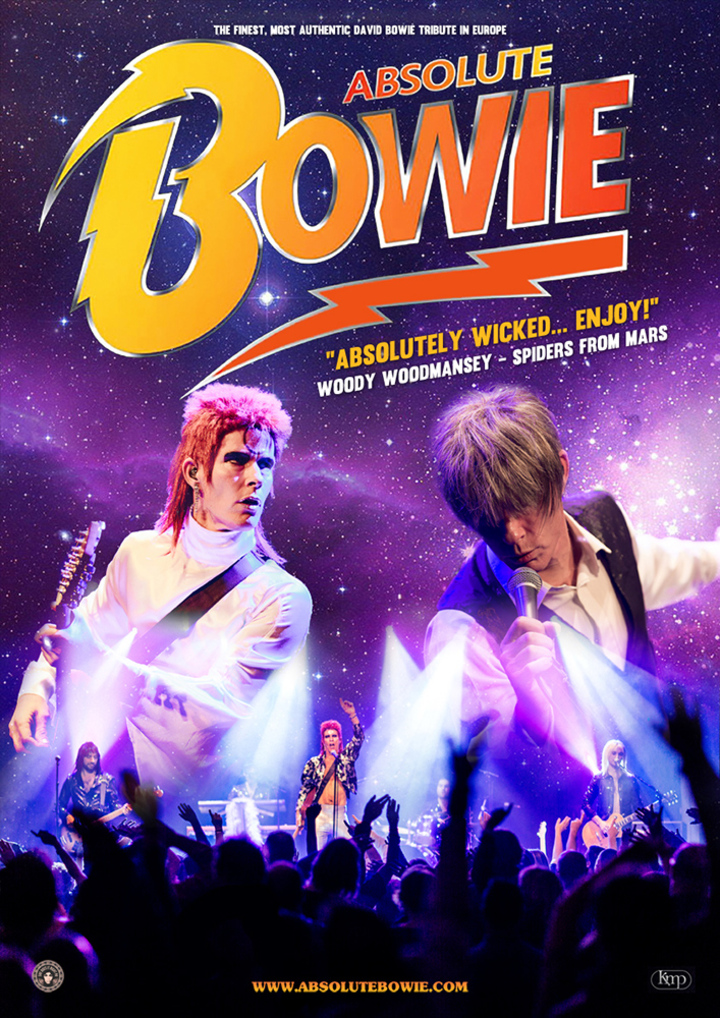 Absolute Bowie Band @ Academy 2 - Manchester, United Kingdom
