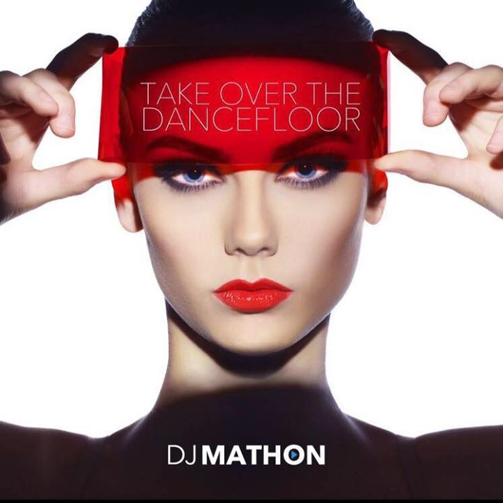 DJ-MATHON Tour Dates