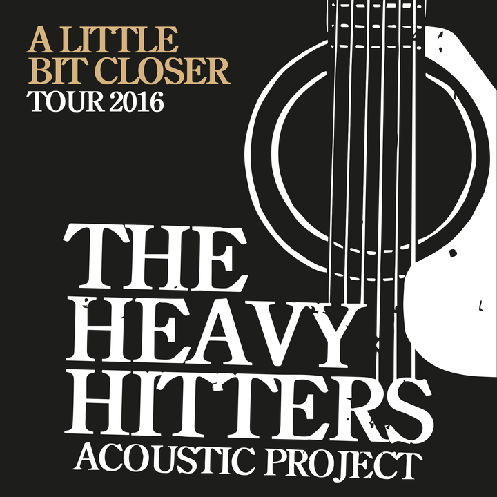 THE HEAVY HITTERS Acoustic Project @ Wodan Halle - Freiburg Im Breisgau, Germany