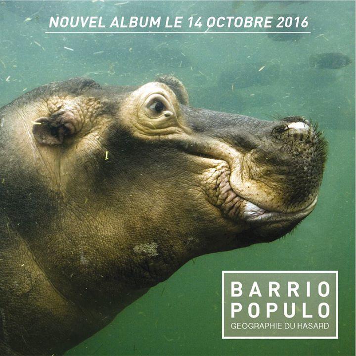 Barrio populo Tour Dates