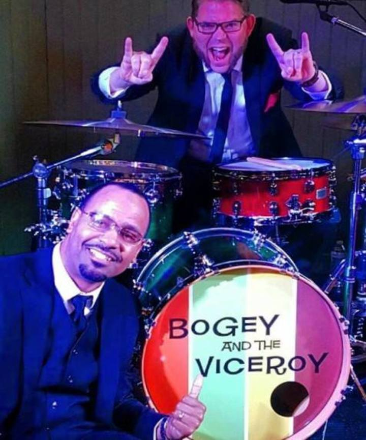 Bogey and the Viceroy Tour Dates