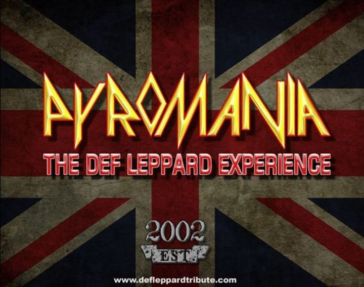 Pyromania Def Leppard Tribute Band Tour Dates