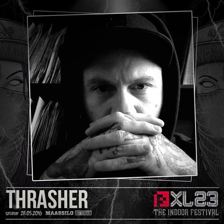 Thrasher @ Subway XL - Rotterdam, Netherlands