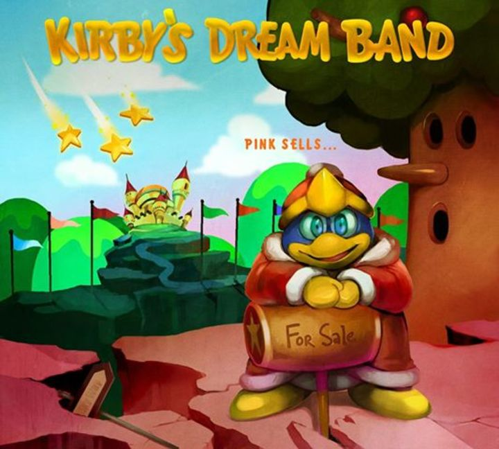 Kirby's Dream Band Tour Dates