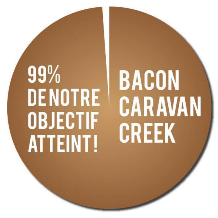 Bacon Caravan Creek Tour Dates