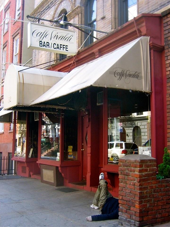 Great Jones Cafe New York Ny