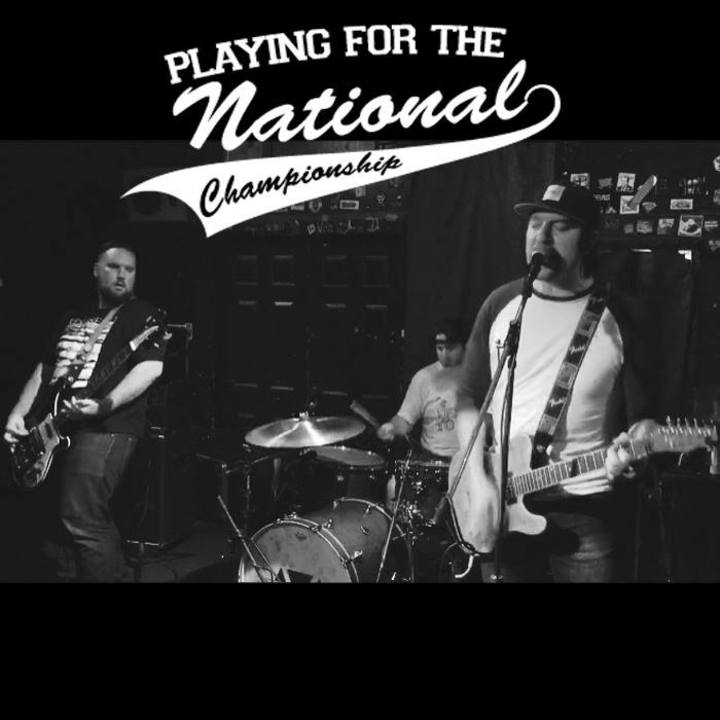 Playing for the National Championship Tour Dates