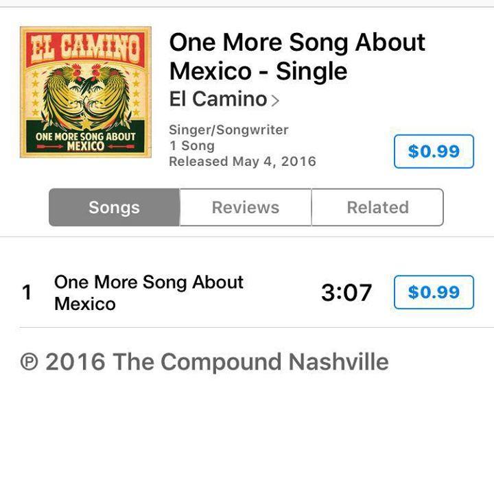 El Camino Tour Dates