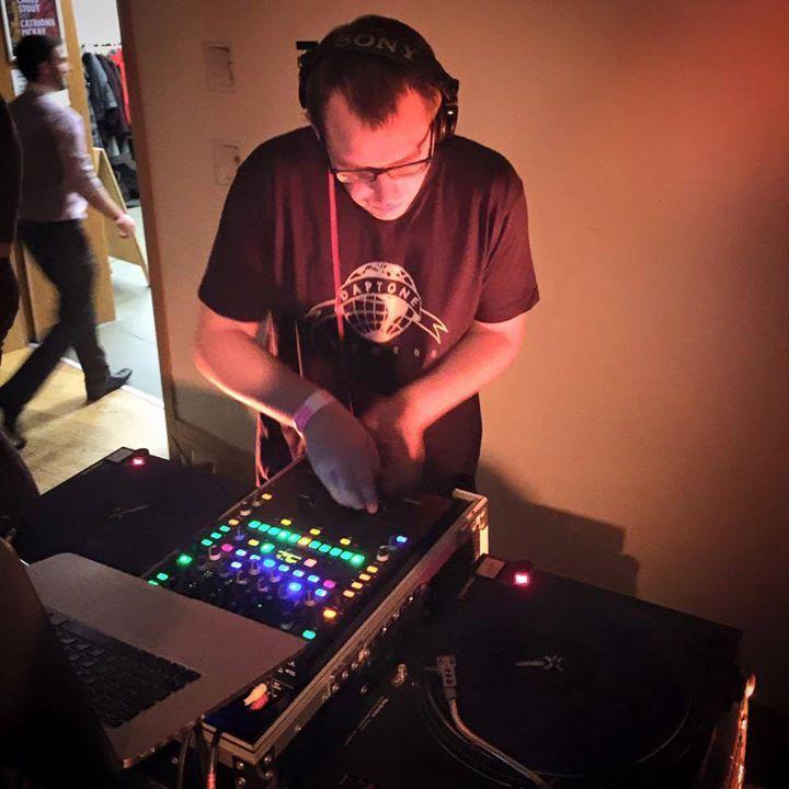 DJ Lyall Halcrow Tour Dates