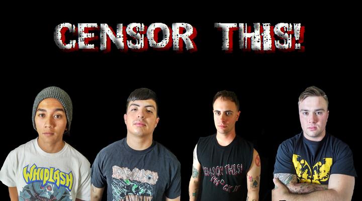 Censor This Tour Dates
