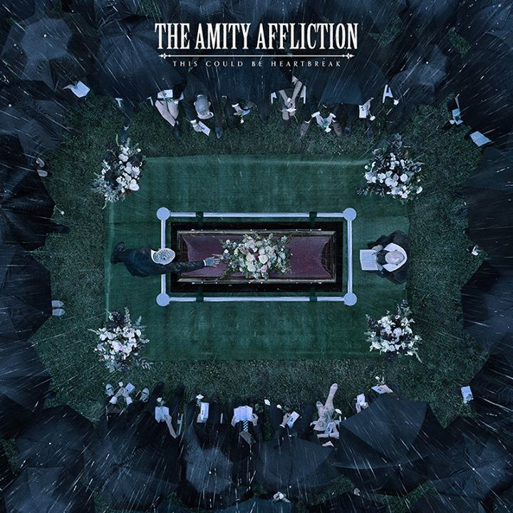 The Amity Affliction @ The Studio@ Warehouse Live - Houston, TX