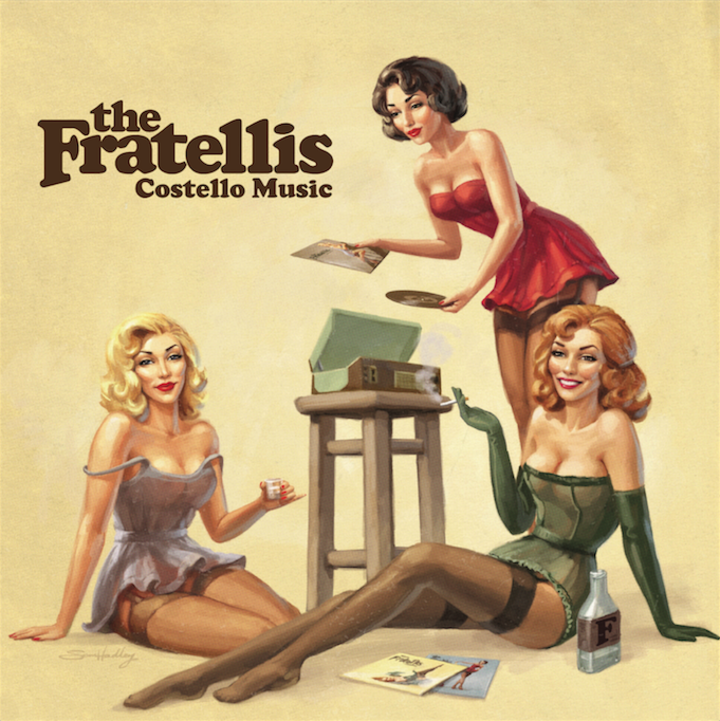 The Fratellis @ Keele Students Union - Newcastle Under Lyme, United Kingdom